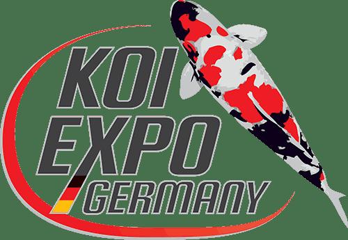 KoiExpo Germany 2018 Logo