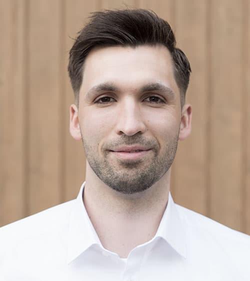 David Otto - Gründer von Nutramare