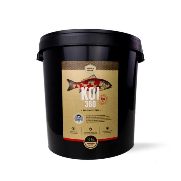 Koifutter Nutramare Koi360 10 kg