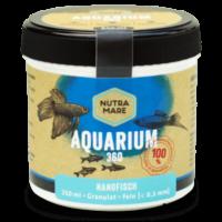 Aquarienfutter Aquarium360 250ml Fein- Nanofisch Granulat