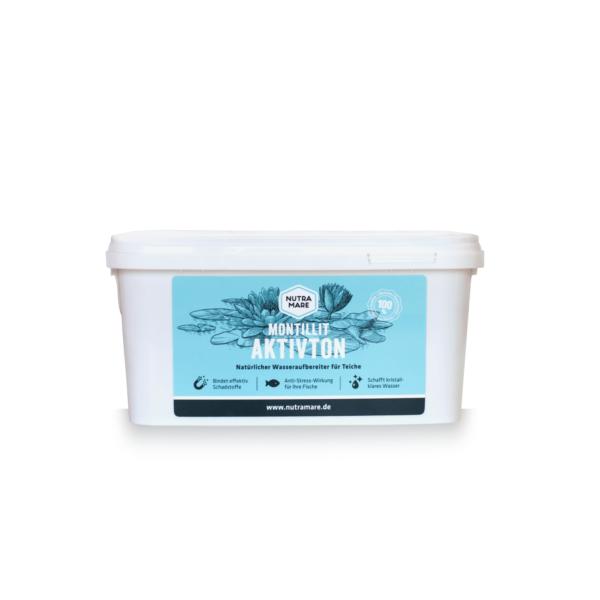 Wasseraufbereiter Nutramare Montillit Aktivton 1,2 kg