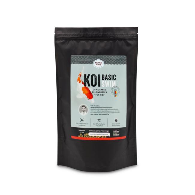 Koifutter Nutramare KoiBasic 1,4 kg