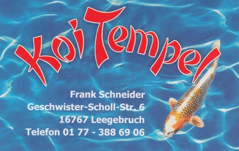 Koitempel Leegebruch Logo