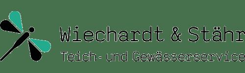 Wiechardt und Stähr Teichservice Logo